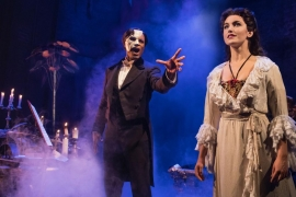 The Phantom of the Opera | Un « musical » à la Place des Arts!
