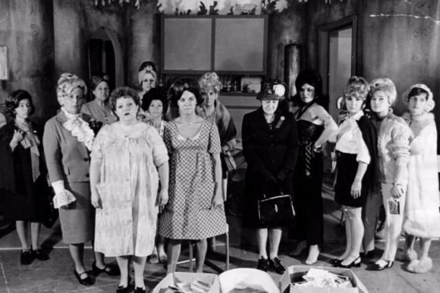 Les Belles-sœurs - 1968