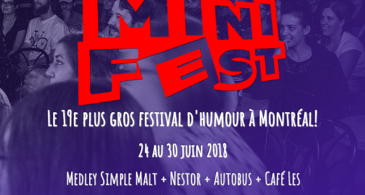 Minifest 2018 | Fan-fictions pour adultes !