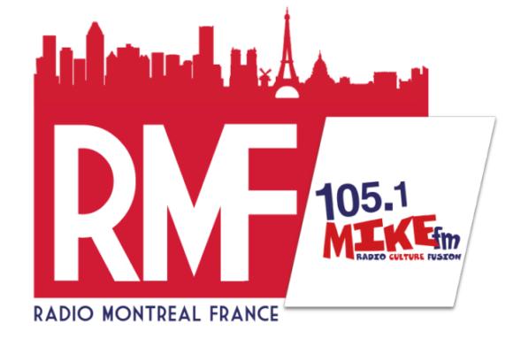 RMF - Radio Montréal France
