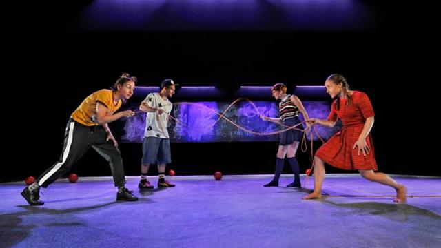 PPS Danse - L'école buissonnière