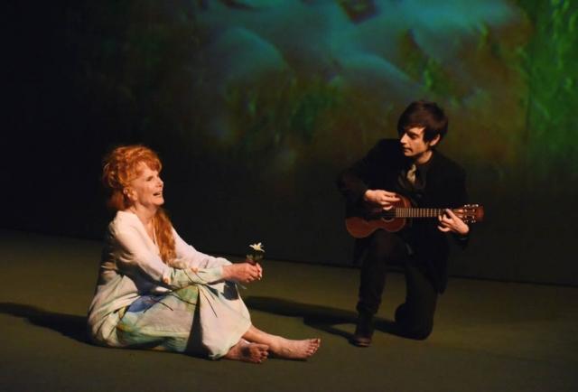 Béatrice Picard (Maude) et Sébastien René (Harold)