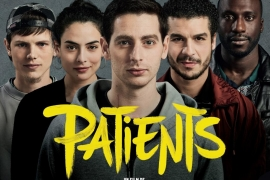 Grand Corps Malade, alias Fabien Marsaud, et son film Patients