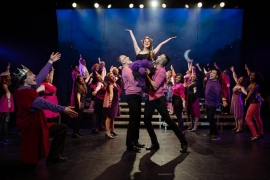 Bonjour Broadway : Le Lyric Theatre