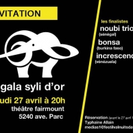 Image Gala des Syli d'Or 2017