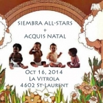 Siembra All-Stars + Acquis Natal