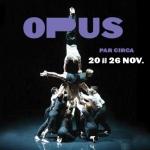 OPUS | Circa et le quatuor Debussy