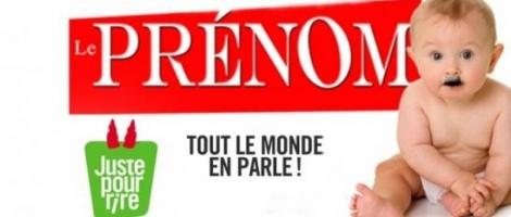 Le Prénom au Théâtre St-Denis