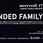 Extended Family @ Le Bleury