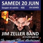 Jim Zeller Band & Jean Millaire