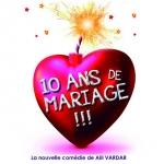 10 ans de mariage !