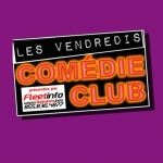 Les Vendredis Fleet Comédie Club à Bertha