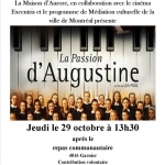 Projection | La Passion d'Augustine