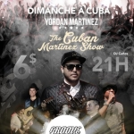 Yordan Martinez & The Cuban Martinez Show