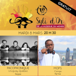 Syli d'Or 2016 | Pacophonique + Mops