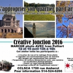 Ateliers Photo: Portraits de mon Quartier