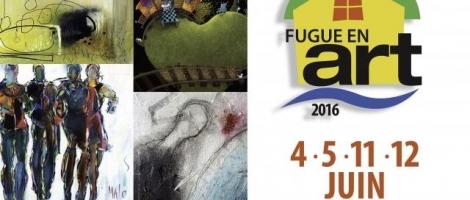 Fugue en art | Visites ateliers d'artistes