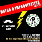 Spectacle d'improvisation th��trale ados