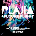 Plajia + Future Flight