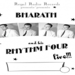 Bharath and his rhythm four