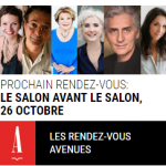 Rendez-vous Culture: le salon avant le salon