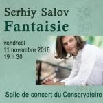 Serhiy Salov - Fantaisie