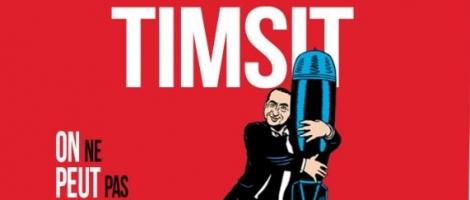 Patrick Timsit: On ne peut pas rire de tout