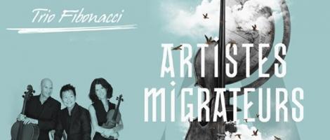 Trio Fibonacci | Artistes migrateurs