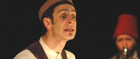 Z comme Zadig | Voltaire adapté au théâtre
