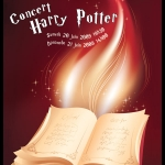 Concert Harry Potter