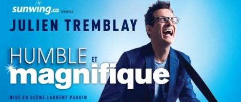Julien Tremblay | Au Théâtre Bromont