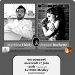 Mathieu Thioly & Jeanne Rochette
