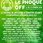 Le Phoque OFF 2018