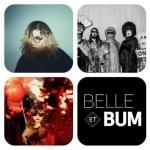 Belle et Bum rock le vendredi!