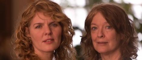 Mère et fille - Karen Young et Coral Egan