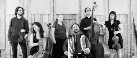 Tango Yona lancement d'album avec Lebedik