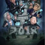Cabaret politique et bouffonneries 2018