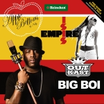 Big Boi - Outkast, Empire Isis & Frime