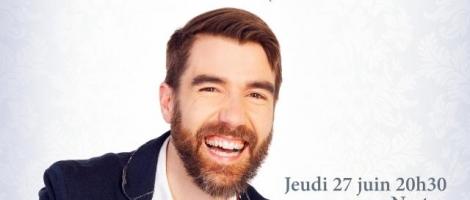 Serge Yvan Bourque présente