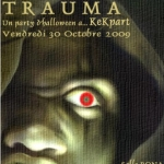 TRAUMA | Un party d'halloween a...KeKpart!