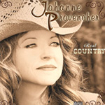 Johanne Provencher et son groupe country