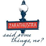 Zarathustra Said Some Things, No?