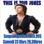Hommage à Tom Jones