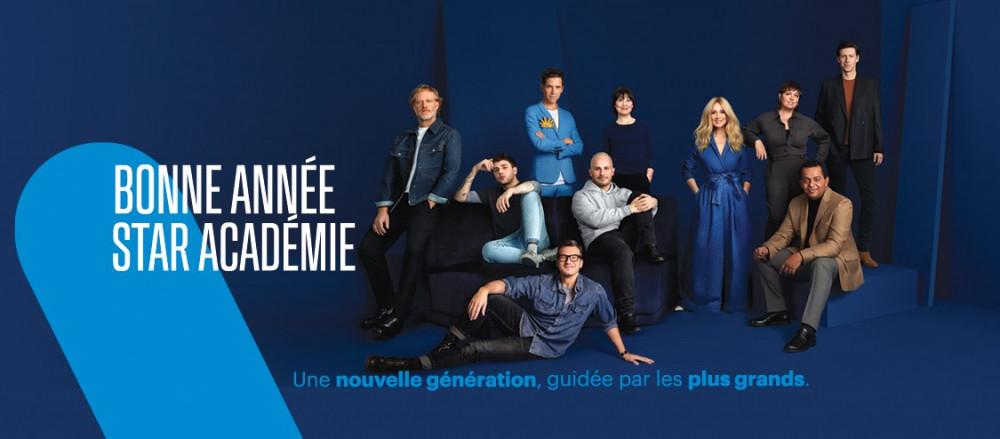 Crédit : Genevieve Charbonneau Photographer/ Star Académie TVA